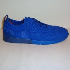 UGG Australia FELI HYPERWEAVE Blue Sneakers